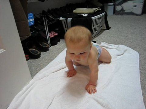 Crawling Video